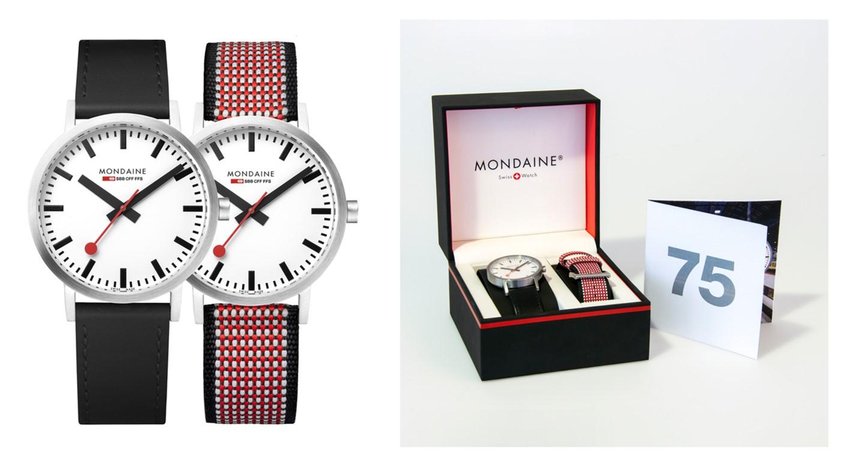 時計王国スイスのブランド「MONDAINE(モンディーン)」