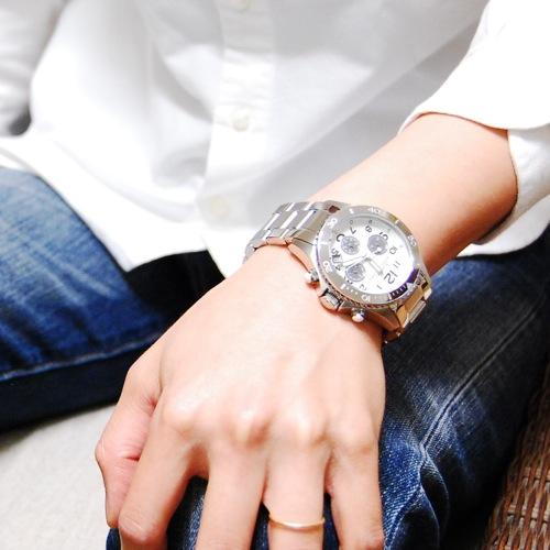 普段使っている時計のデザインやブランドに気を配る