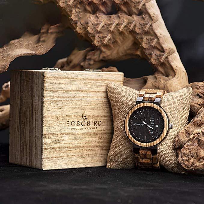 木製腕時計ブランドBOBOBIRD