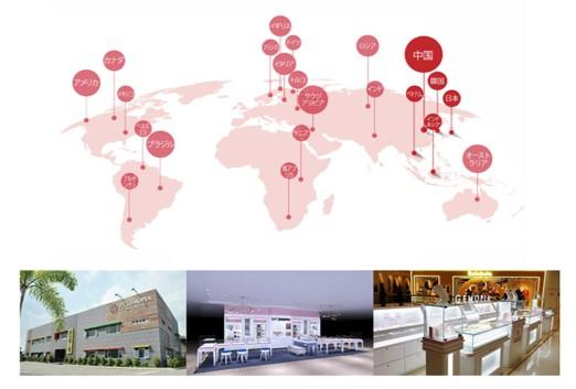 GAPMOPIAは韓国を拠点とするジュエリーブランド